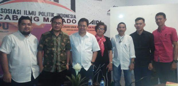 AIPI Cabang Manado Bersama KPUD Provinsi Sulut Edukasi Politik