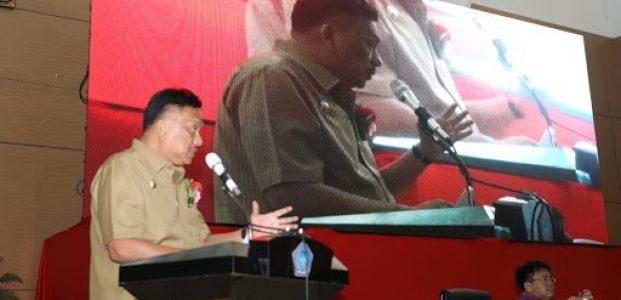 Olly Dorong Lulusan Smansa Tingkatkan Kualitas SDM