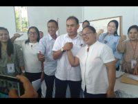Pelaksanaan Uji Kompetensi Sukses, Robin Jowangkai Tampil Sebagai Juara di Tolombukan Barat