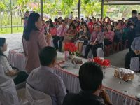 DLR Serap Aspirasi Masyarakat Minahasa Tenggara