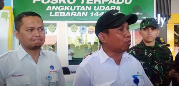 Bisnis Penerbangan Lesu, Penumpang Bandara Samrat Turun 40%