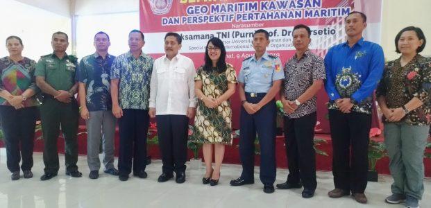 Lima Pilar Kebijakan Maritim Jokowi Untungkan Pariwisata Sulut