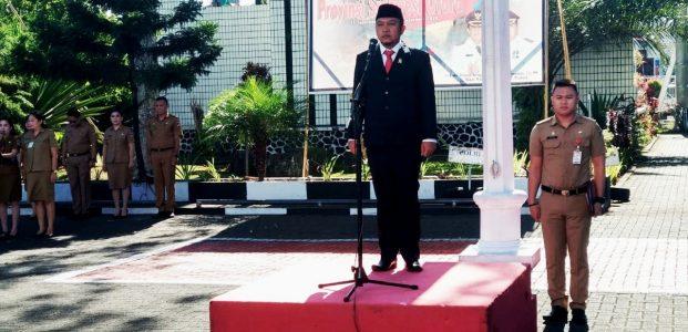 Peringatan Hari Kesaktian Pancasila Pemkab Minahasa Berlangsung Khidmat