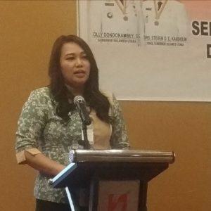 dr Kartika Devi Tanos Targetkan Sulut Raih Provinsi Sehat 2019