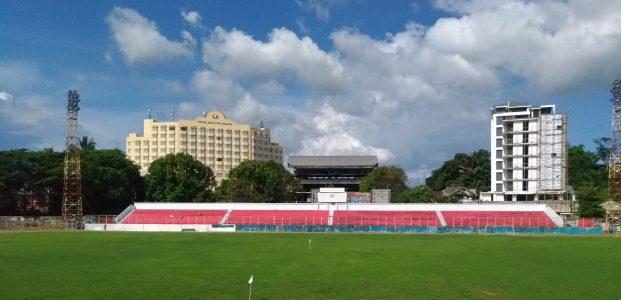 Tampil Berstandar PSSI, Renovasi Stadion Klabat Dipacu
