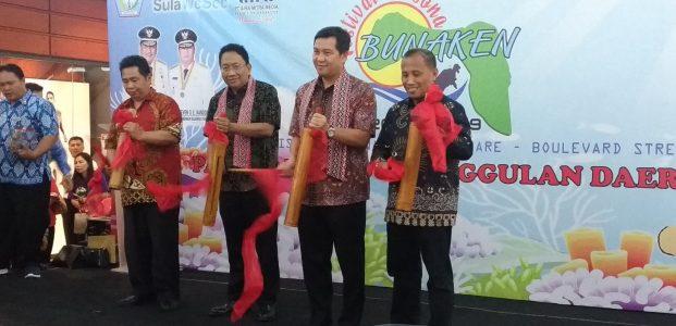 Festival Pesona Bunaken Kejar Target Kunjungan Pelancong ke Sulut