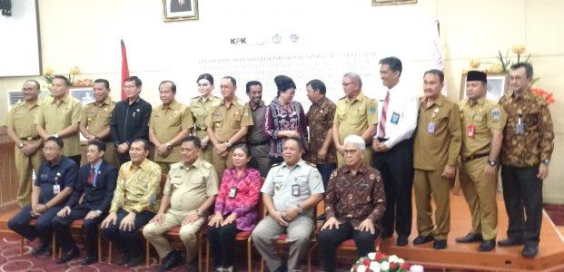 KPK Sorot Optimalisasi Pendapatan Pemda di Provinsi Sulut
