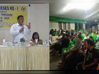Tonny Lasut Gelar Reses Pertama di Ratatotok