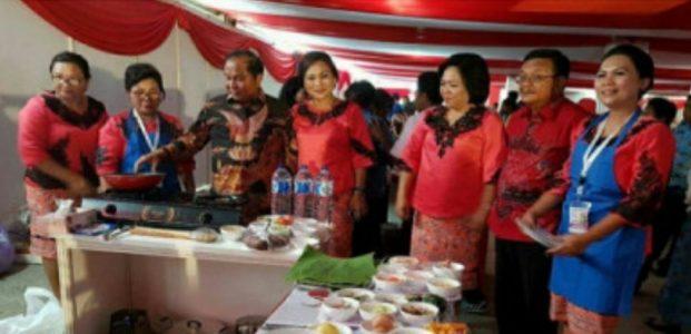 Kreasi Kuliner, Bitung Sabet Lomba Cipta Menu B2SA Nasional