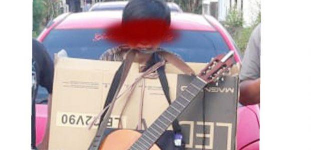Remaja Ini Diringkus Polisi Karena Mencuri Aset Dikda Minahasa