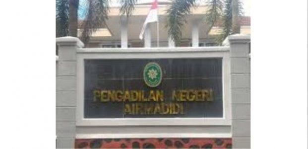 Sengketa Tol, Pemilik Lahan Demo PN Airmadidi