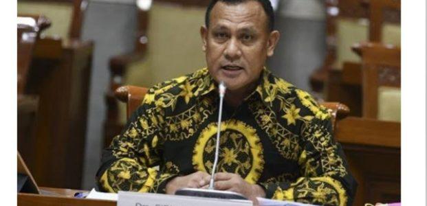 Irjen Firli Terpilih Ketua KPK, Saut Mengundurkan Diri