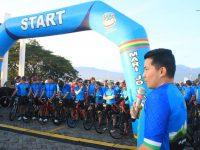 Raih Sukses, Tour De Manado Bertabur Hadiah
