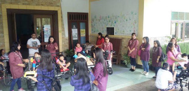 DWP Provinsi Sulut Peduli, Anjangsana di Panti Asuhan Sayap Kasih Tomohon
