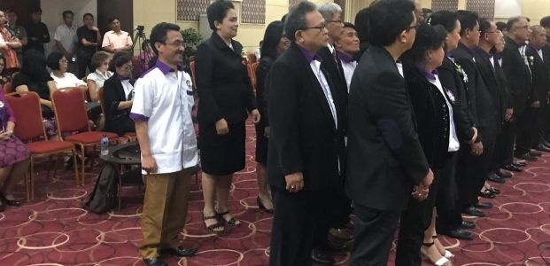 Anggota DPW dan DPD MUKI Dikukuhkan