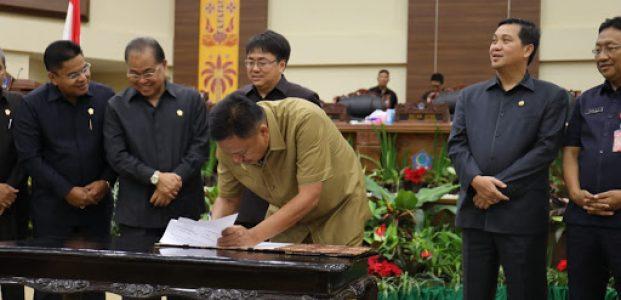 Gubernur dan DPRD Provinsi Sulut Optimistis Bawa Sulut Semakin Hebat