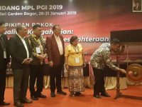 Gubernur Hadiri Sidang MPL-PGI, Bahas Pergumulan Gereja dan Demokrasi