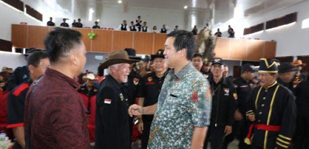 Wagub Diangkat Jadi Dewan Kehormatan Loyot Maesaan Minahasa