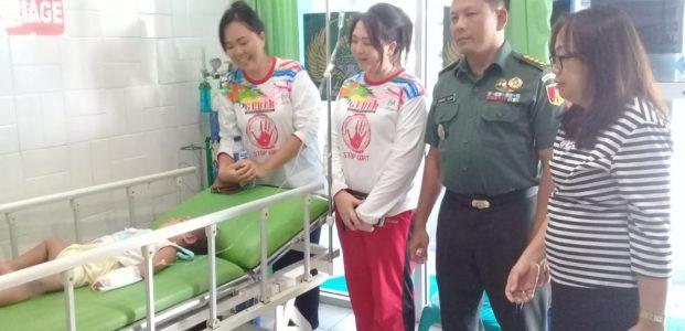 Tiga Anak Ditelantarkan Ibu Kandung, Pemprov Sulut Ambil Alih Perawatan