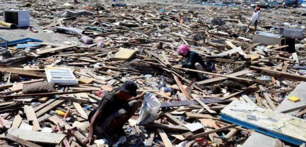 Israel Peduli Korban Gempa Palu