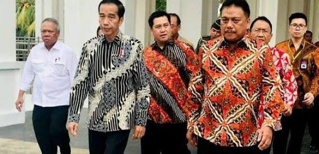 Presiden Jokowi Sebut Sulut Poros Maritim Dunia, Desak Percepatan Infrastruktur